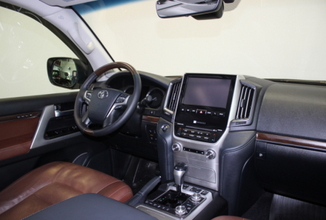 Toyota Land Cruiser 200 2016 года с пробегом 85 897 км, фото 11