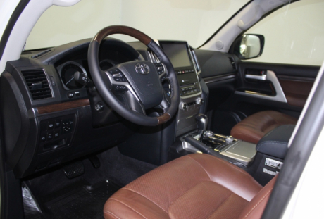 Toyota Land Cruiser 200 2016 года с пробегом 85 897 км, фото 16